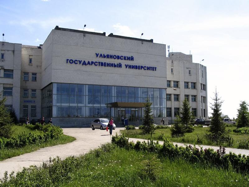 Ulyanovsk State Medical University,Russia