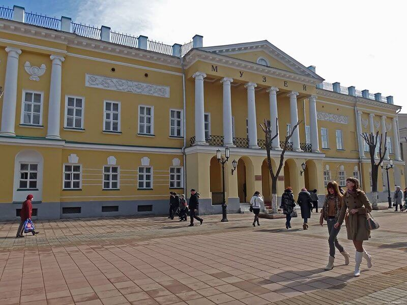 Orenburg State Medical University in Russia for MBBS